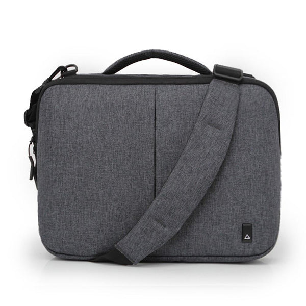 Toppu Mens Messenger Bag with USB Port 14'' Laptop Tote Bag College Bag 900