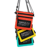 Toppu Sacoche Shoulder Bag Nylon Waterproof Small Messenger Bag 948 - chanchanbag