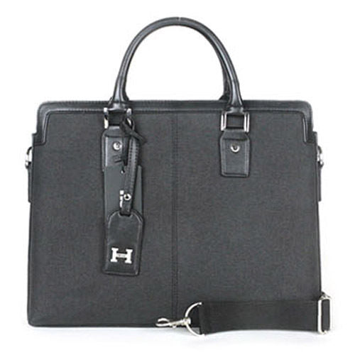 SLICK Mens Briefcase Business Bag Shoulder Bag Tote Messenger Bag Attache 718 - chanchanbag