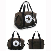 Colatree Women Duffle bag Travel luggage bag Mens Tote Messenger Bag Rhythm Star - chanchanbag