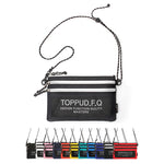 Toppu Sacoche Shoulder Bag Nylon Waterproof Small Messenger Bag 896A - chanchanbag