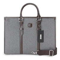 SLICK Mens Briefcase Business Bag Shoulder Bag Tote Messenger Bag Attache 728 - chanchanbag