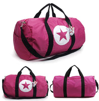 Colatree Women Duffle bag Travel luggage bag Mens Tote Messenger Bag Super Star - chanchanbag