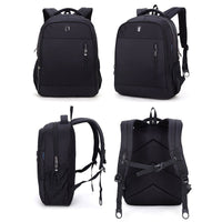 Arctic Hunter Mens Backpack Casual Laptop College School Bag Headphone Port 0018 - chanchanbag