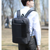 LEFTFIELD Mens Casual Laptop Backpack College Backpack School Bag Rucksack 807 - chanchanbag