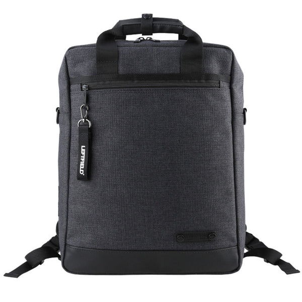 LEFTFIELD 3 Way Bag Mens Laptop Backpack College School Bag Shoulder Bag 388 - chanchanbag