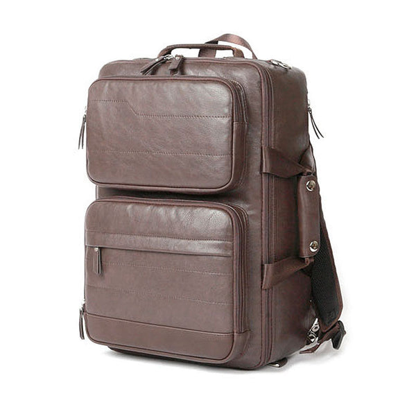 SLICK 3 Way Bag Mens Business Backpack College Laptop Bag Shoulder Bag 336 - chanchanbag