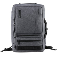 LEFTFIELD 3 Way Bag Mens Laptop Backpack College School Bag Shoulder Bag 697 - chanchanbag