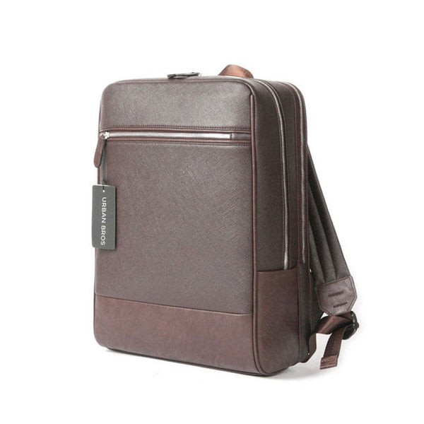 SLICK Mens Square Laptop Backpack College School Bag Business Rucksack 735 - chanchanbag