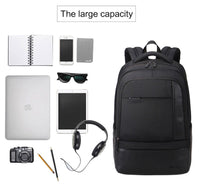 Aoking Mens College Backpack Travel Business Laptop School Bag Rucksack SN67272 - chanchanbag