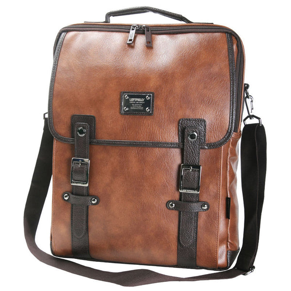 LEFTFIELD 3 Way Bag Mens Laptop Backpack College School Bag Shoulder Bag 591 - chanchanbag
