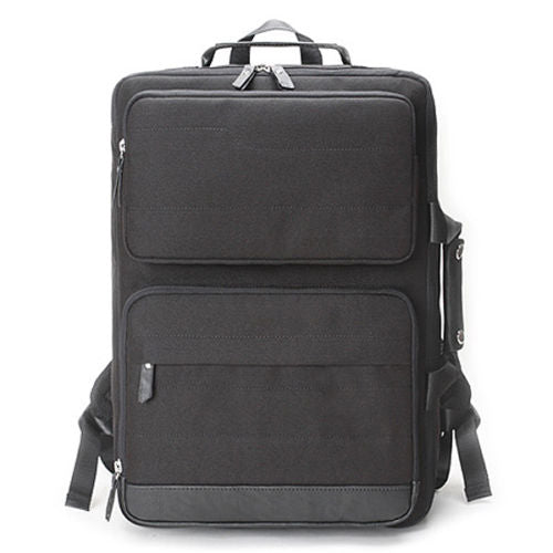 SLICK 3 Way Bag Mens College Backpack Laptop School Bag Shoulder Bag Tote Bag 325 - chanchanbag