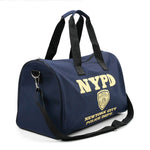 NYPD Mens Messenger Bag Womens Travel Tote Bag - chanchanbag