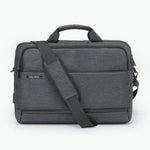 Toppu Mens Messenger Tote Bag with USB Port 15.6'' Laptop Travel Bag 9389 - chanchanbag