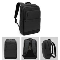 Toppu Mens Casual Backpack 15.6'' Laptop Bag Travel College School Bag 693 - chanchanbag