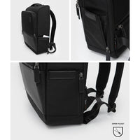 Toppu Mens Casual Backpack 15.6'' Laptop Bag Business College Backpack 835 - chanchanbag