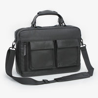 Toppu Mens Messenger Bag 15'' Laptop Bag Business College Tote Bag 905 - chanchanbag