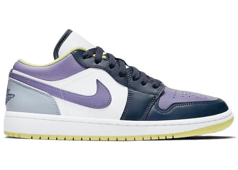 Air Jordan 1 Low Purple Magenta (W)