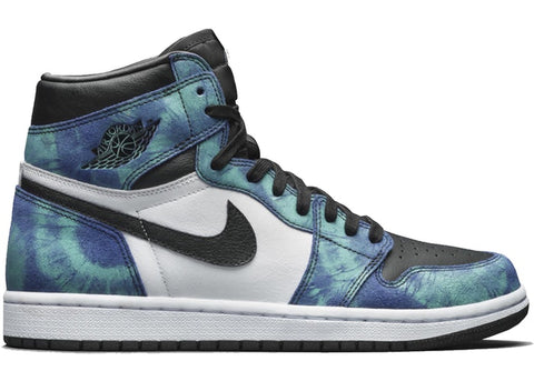 "Air Jordan 1 Retro High ""Tie-Dye"" (W)"