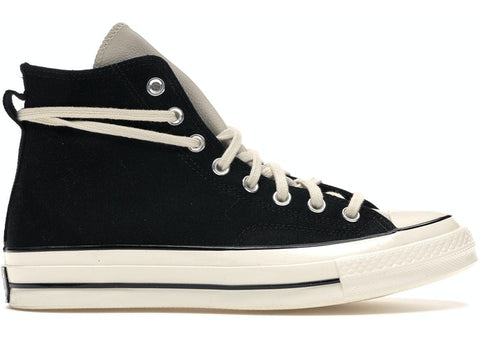 "Fear of God x Converse Chuck Taylor All-Star 70s Hi ""ESSENTIALS PACK"" - Black"