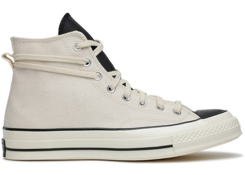 "Fear of God x Converse Chuck Taylor All-Star 70s Hi ""ESSENTIALS PACK"" - Natural Ivory"
