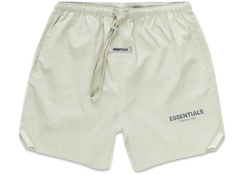 FEAR OF GOD ESSENTIALS Volley Shorts - Alfalfa Sage
