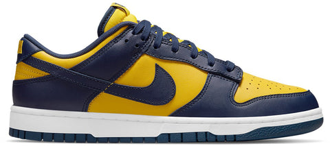 "Nike Dunk Low ""Michigan"" (GS)"