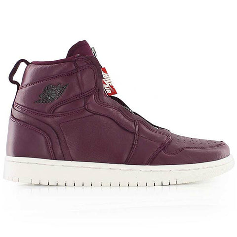 Nike Air Jordan 1 Retro High Zip - Bordeaux