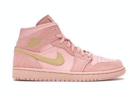 "Air Jordan 1 Mid ""Coral Gold"""
