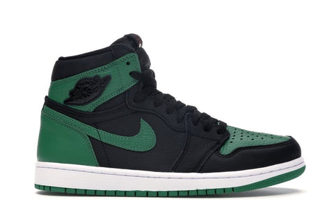 "Nike Air Jordan 1 Retro High ""Pine Green Black"""