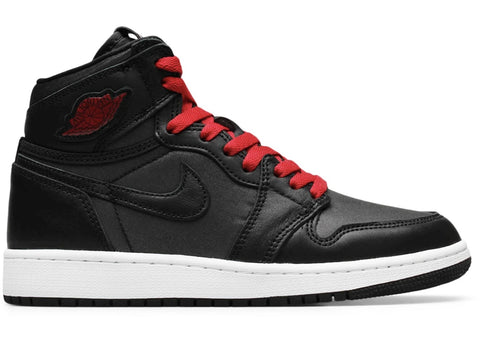 "Air Jordan 1 Retro High ""Black Satin"""