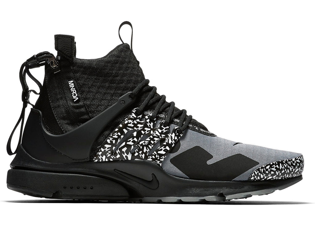 "premium selection 0abe6 36346 ACRONYM x Nike Air Presto Mid ""Cool Grey"""