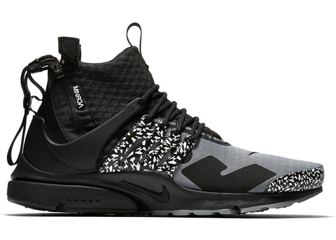 "ACRONYM x Nike Air Presto Mid ""Cool Grey"""