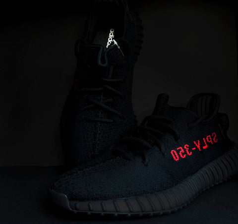 "3af56168ab36a adidas Yeezy Boost 350 V2 ""Core Black Red"" – KickBox Streetwear"