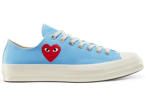 Converse Chuck Taylor All-Star 70s X Comme des Garcons Play - Bright Blue