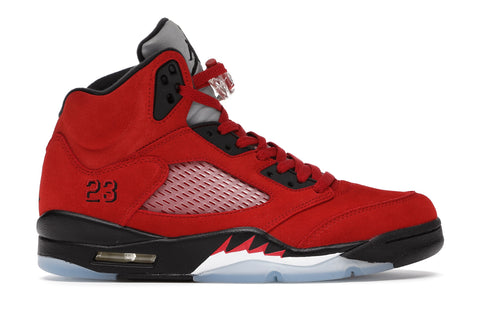 "Air Jordan 5 Retro ""Raging Bull Red"" (2021)"