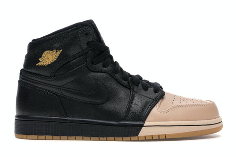 "Air Jordan 1 Retro High ""Dip-Toe Black"" (W)"