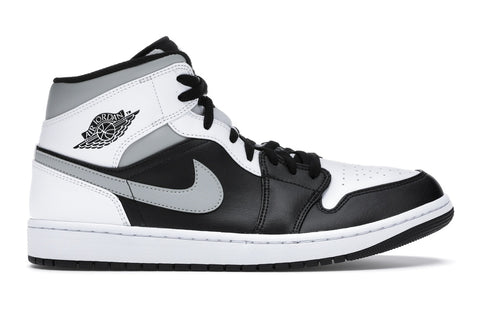 "Air Jordan 1 Mid ""White Shadow"""