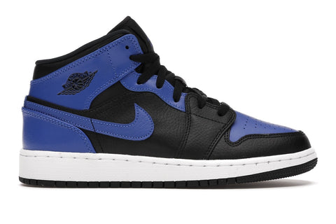 "Air Jordan 1 Mid ""Hyper Royal"" GS"