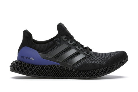 adidas Ultra4D Black Purple