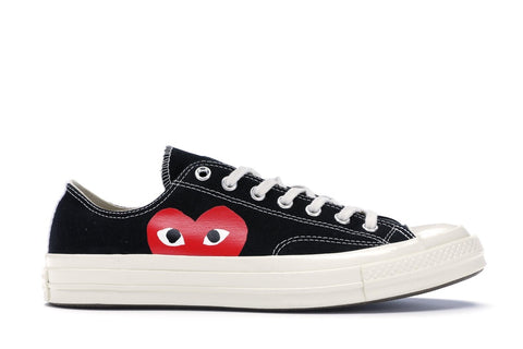 Converse Chuck Taylor All-Star 70s Ox Comme des Garcons PLAY - Black