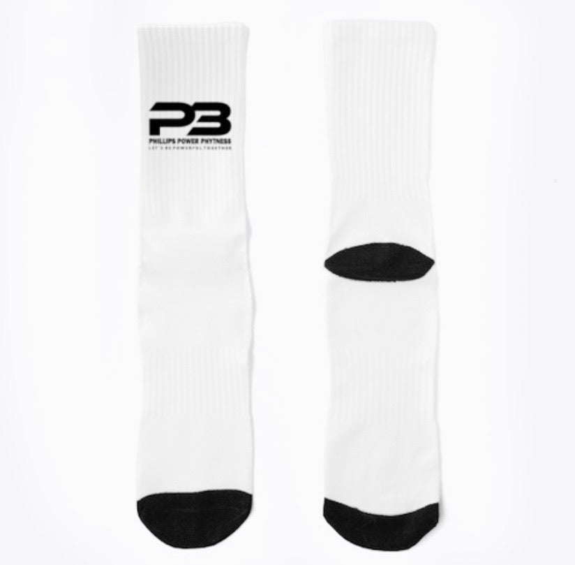P3 Accessory Collection - Crew Socks