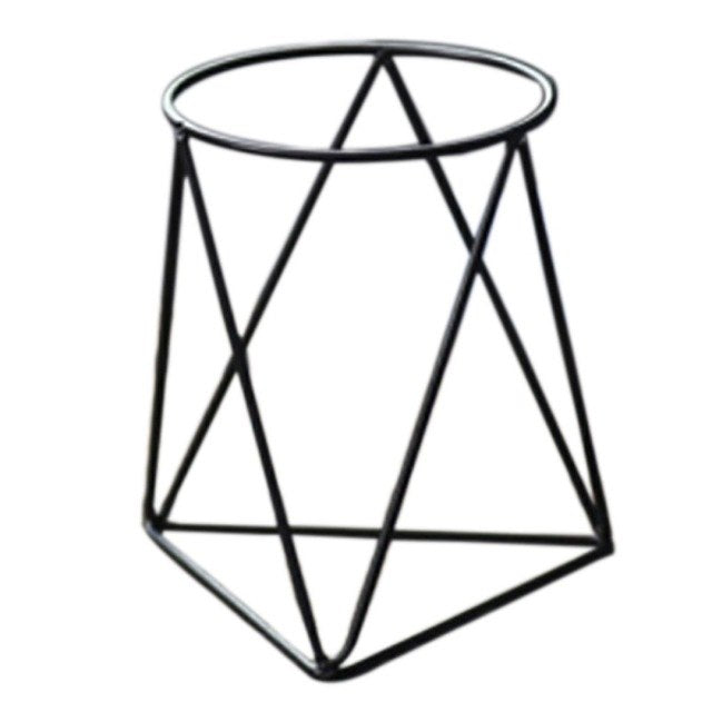 Geometric Flower Pot