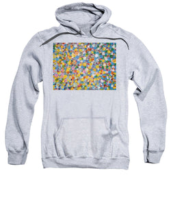 Tribute to Hirst - Sweatshirt - ALEFBET - THE HEBREW LETTERS ART GALLERY