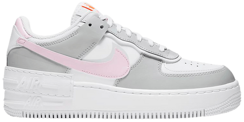 Air Force 1 Shadow Pink Grey