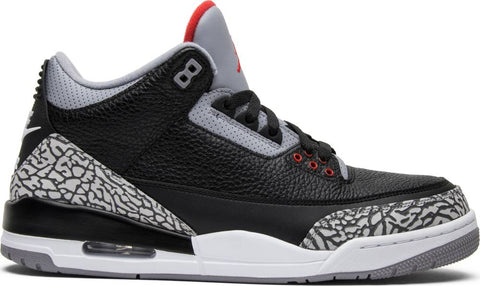 Air Jordan 3 Retro OG 'Black Cement' 2018