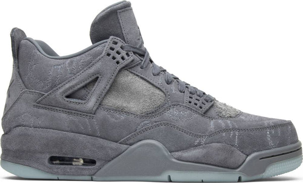 KAWS x Air Jordan 4 Retro 'Cool Grey'