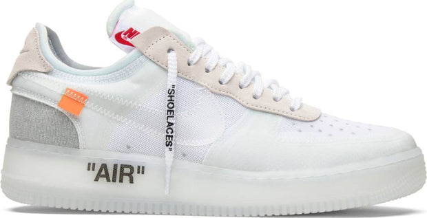 OFF-WHITE x Air Force 1
