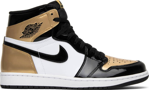 Air Jordan 1 Retro High OG NRG 'Gold Toe'