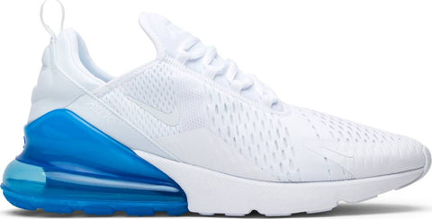 Air Max 270 'White Photo Blue'
